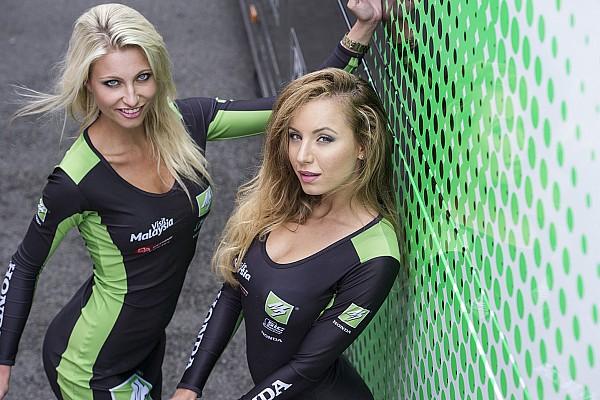 Fotogallery: le bellezze della griglia di partenza di Silverstone