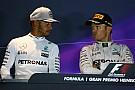 Mercedes klaar om strijd tussen Hamilton en Rosberg in goede banen te leiden