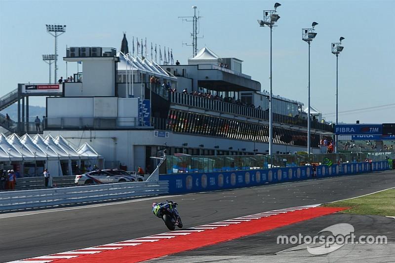 Misano, en el calendario de MotoGP hasta 2020