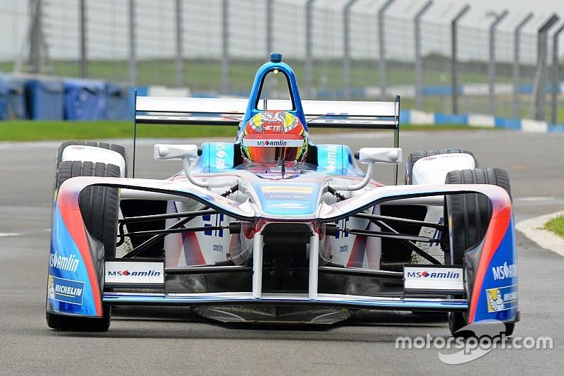 """Frijns na eerste Formule E-tests met nieuwe bolide: """"Een stap vooruit"""""""