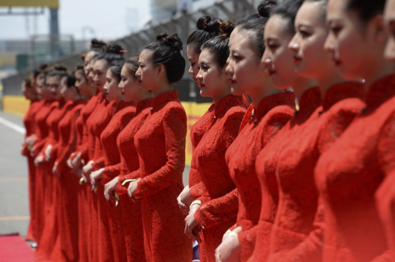Megérkezett a zenés összefoglaló videó a 2016-os Kínai Nagydíjról