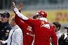 Vettel és az iszonyat menő motoros sisakja