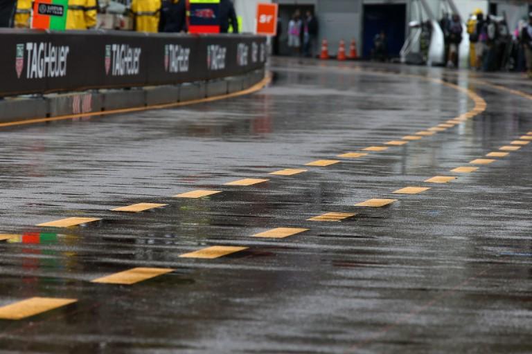 Óriási eső a Porsche Cup versenyén Monacóban