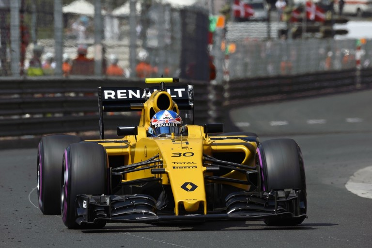 Megvan az első kieső Monacóban: Palmer tutira ment...