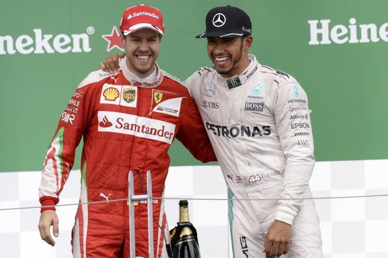 Hoppá: Hamilton és Vettel egálban van