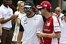 Alonso és Vettel hozta a formáját: nem bírnak magukkal Bakuban