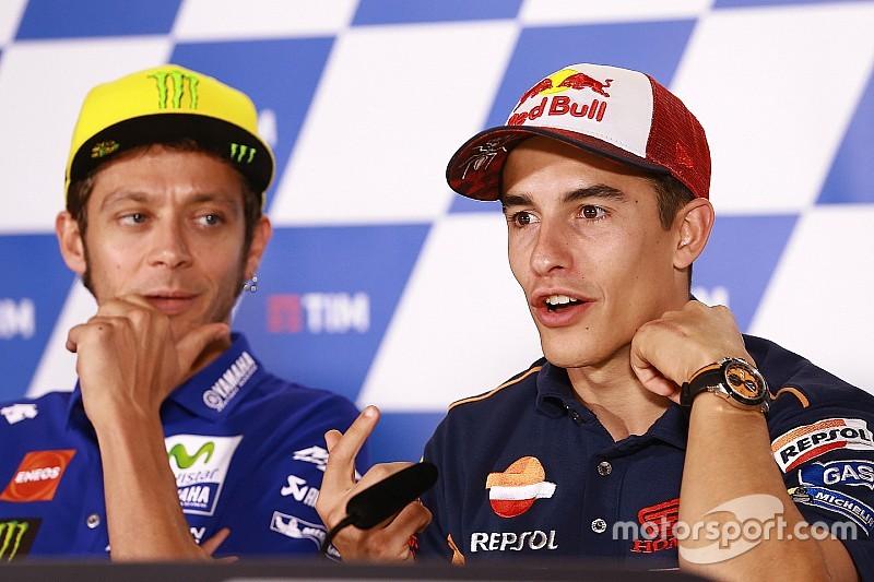 Marquez weigert bodyguard van Dorna voor GP San Marino