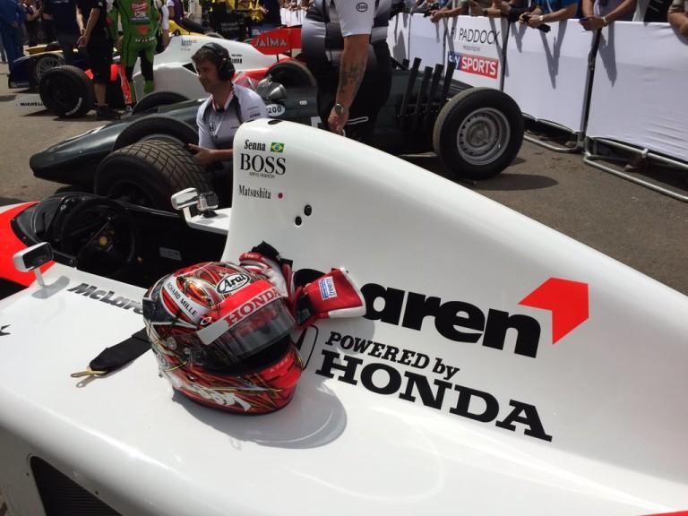 Mintha a pokolból térne vissza: McLaren MP4/6