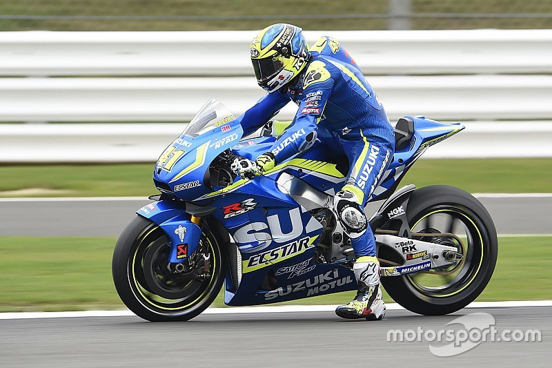 """Aleix Espargaró: """"Si Rossi está nervioso que se tome un té"""""""