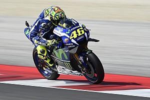 MotoGP News Rossi nach erster Qualifying-Runde: