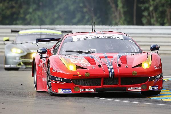 Kisah kesuksesan mobil Ferrari pemenang kelas GTE Am yang nyaris terlepas