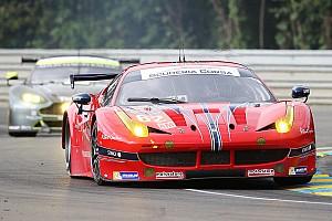 Le Mans Special feature Kisah kesuksesan mobil Ferrari pemenang kelas GTE Am yang nyaris terlepas