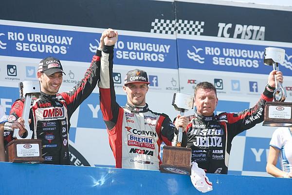 Rossi ganó en San Luis y lidera la Copa de Oro