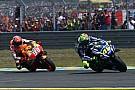 Marc Marquez verteidigt Valentino Rossi: Manöver war