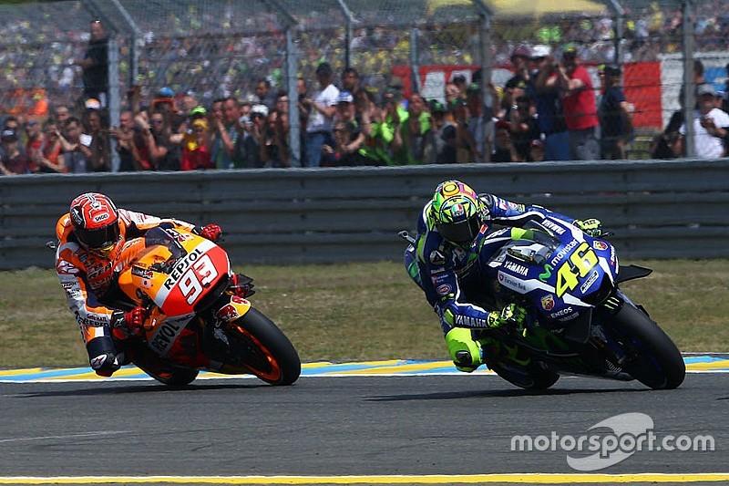 """Marc Marquez verteidigt Valentino Rossi: Manöver war """"am Limit"""", aber """"okay"""""""