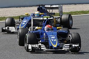 Formel 1 News Sauber: Talent, nicht Geld, soll über Fahrerpaarung 2017 entscheiden