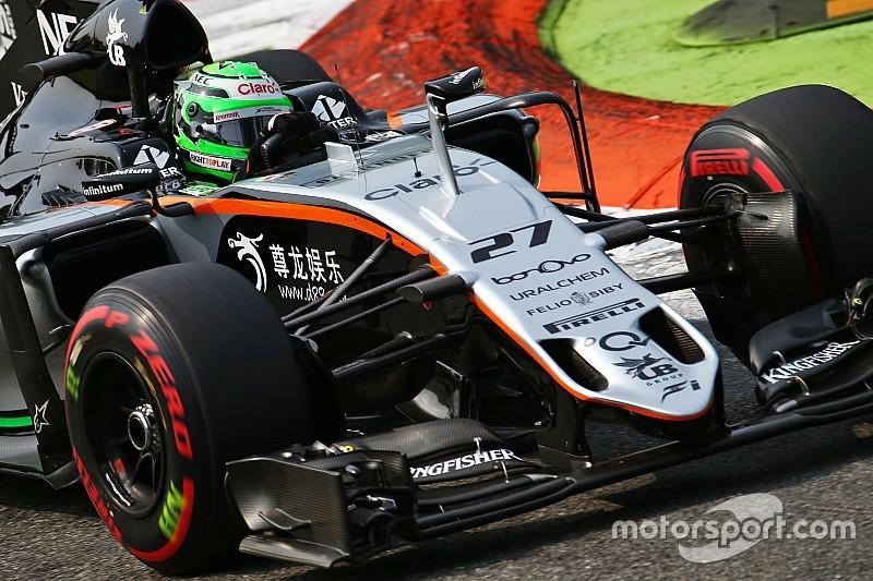 """Hülkenberg: """"Gebrek aan constructeur zegen voor Force India"""""""