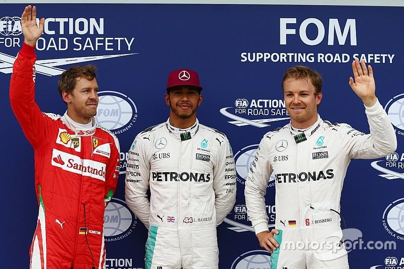 GP Kanada: Hamilton meraih pole di Montreal
