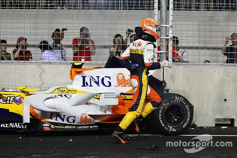 Гран Прі Сінгапуру-2008: історія одної помсти