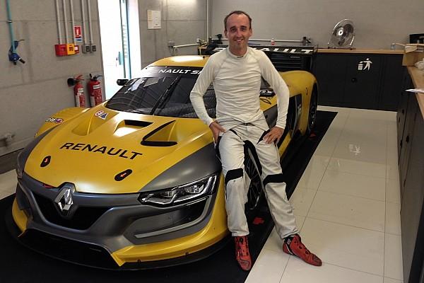 Kubica volverá a competir en Spa en la Renault Sport Trophy