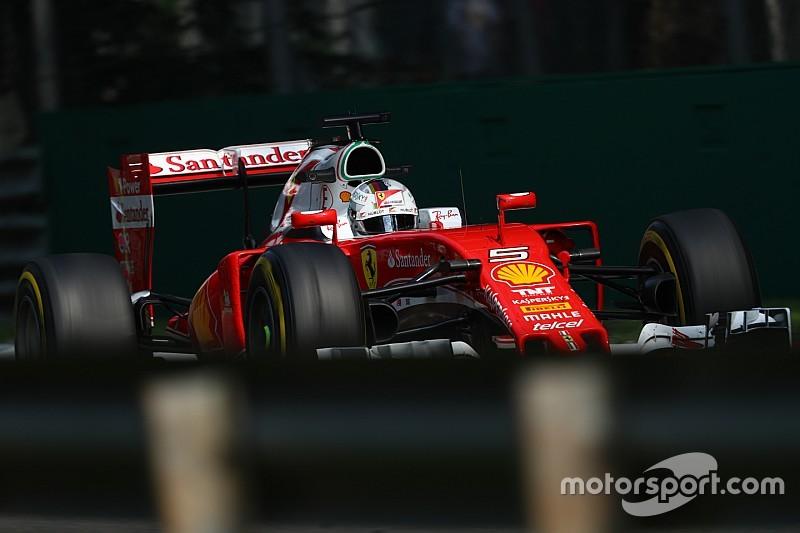 """Sebastian Vettel: Formel-1-Saison 2016 für Ferrari """"keine schreckliche"""""""