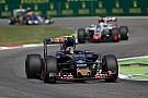 """Sainz: """"En esta carrera casi no se puede respirar"""""""