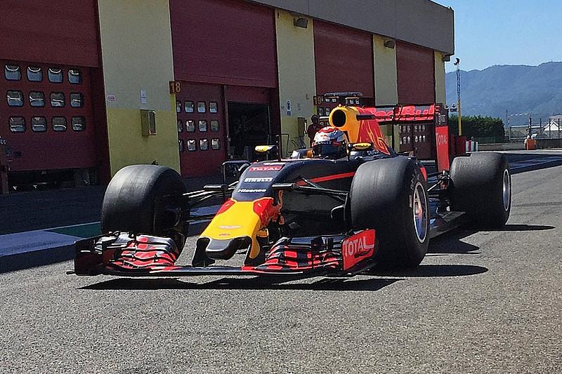 Буемі: Молоді гонщики боятимуться керувати машинами Формули 1 2017 року