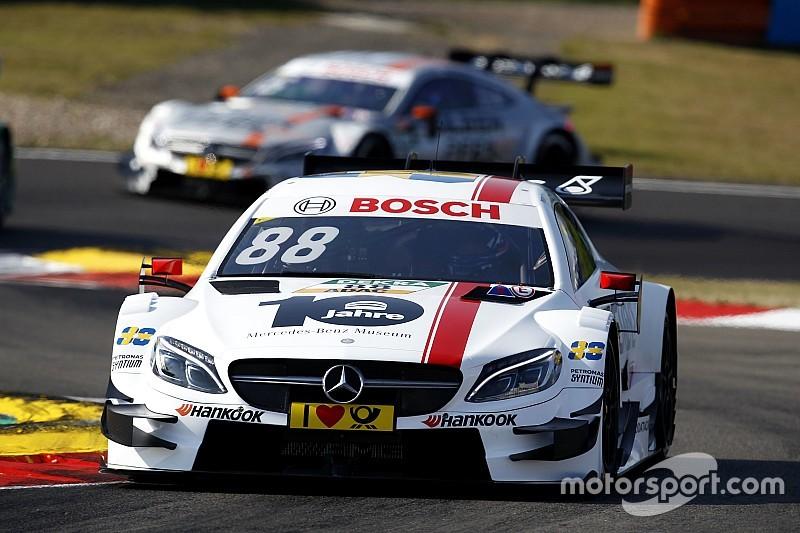 Mercedes confirma que Rosenqvist disputará el final del DTM