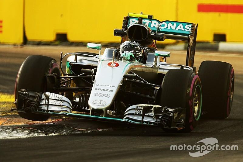 Singapore, Libere 2: c'è Rosberg, ma Ferrari e Red Bull sono vicine
