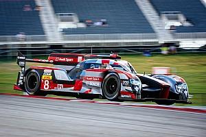 WEC Trainingsbericht WEC 6h Austin: 3. Trainingsbestzeit für Audi