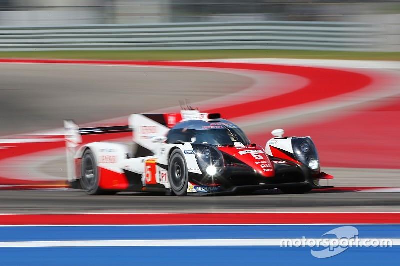 小林可夢偉「4番グリッドはレースに向けて良い結果」:トヨタWECアメリカ予選