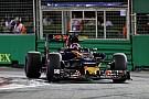 Sainz y Kvyat seguirán con diferentes especificaciones