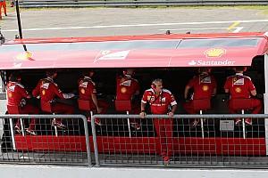 Formule 1 Actualités Ferrari ne recrutera pas et croit à sa réorganisation
