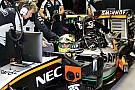 Penalti 8 posisi grid untuk Sergio Perez di GP Singapura