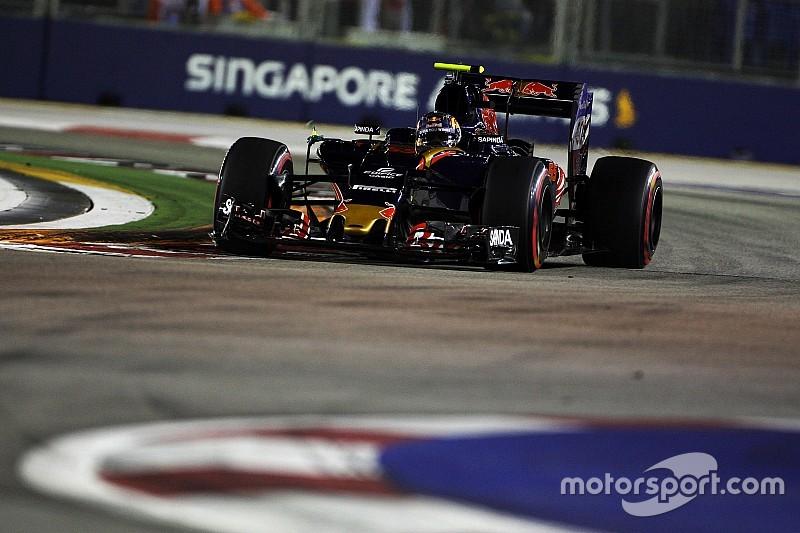 塞恩斯:目标在新加坡拿下前六名