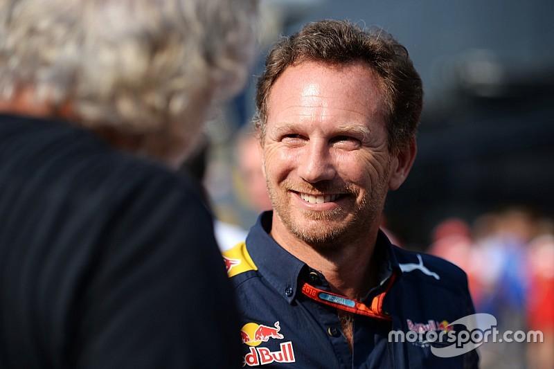 "Horner na close finish: ""We komen steeds dichterbij"""