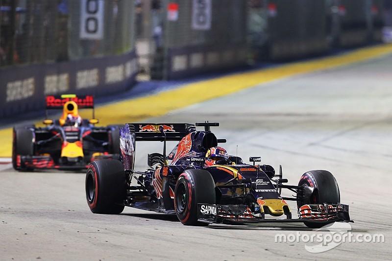 "Verstappen: ""No quería órdenes de equipo con Kvyat"""