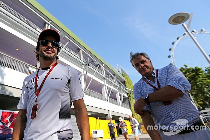 """Alonso: """"¿Un podio antes de acabar el año? Es posible"""""""