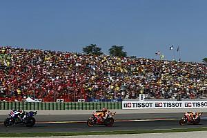 MotoGP Actualités Le championnat se terminera à Valence pour les 5 ans à venir
