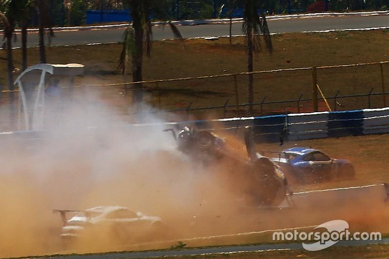 A un año del accidente en que Pedro Piquet se salvó de milagro