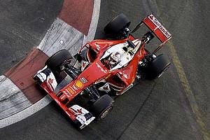Формула 1 Новость План обновлений Ferrari внушает Феттелю уверенность