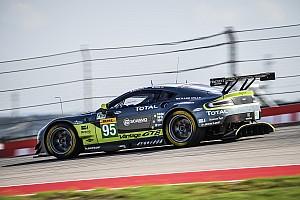 WEC Résumé de course Le carton plein d'Aston Martin à Austin