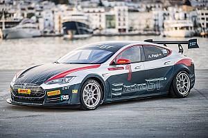 EGT News Elektrische GT-Rennserie kommt 2017 an den Nürburgring