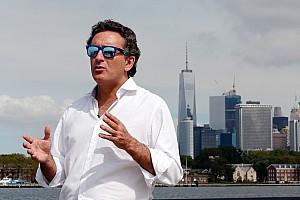 Formel E Interview Alejandro Agag: New York ePrix ein