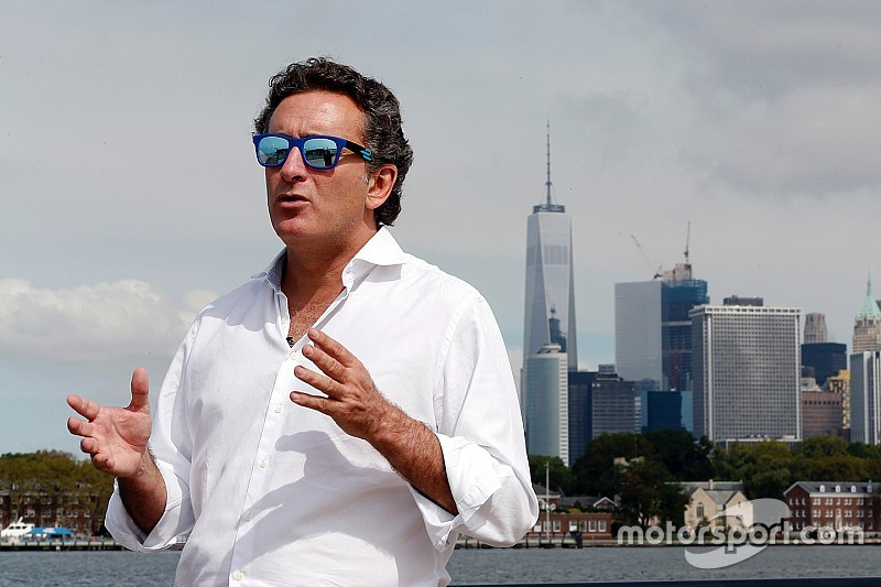 "Alejandro Agag: New York ePrix ein ""historischer Moment"""