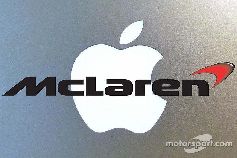Analisi: rumors Apple/McLaren, non c'è fumo senza arrosto