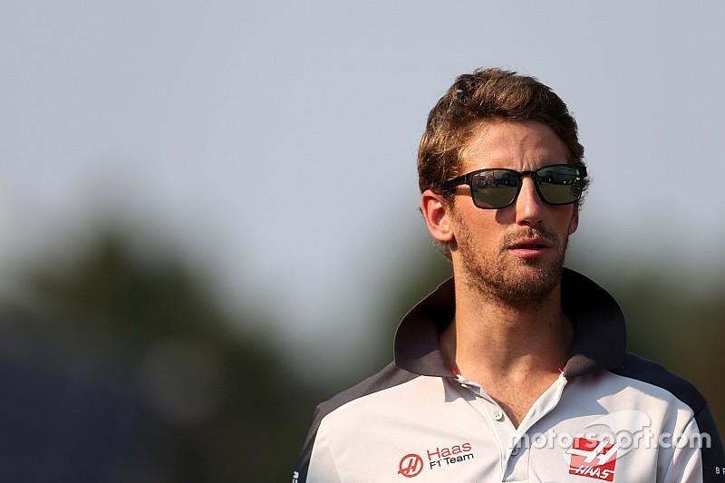 Haas no silenciará las críticas de Grosjean, dice Steiner