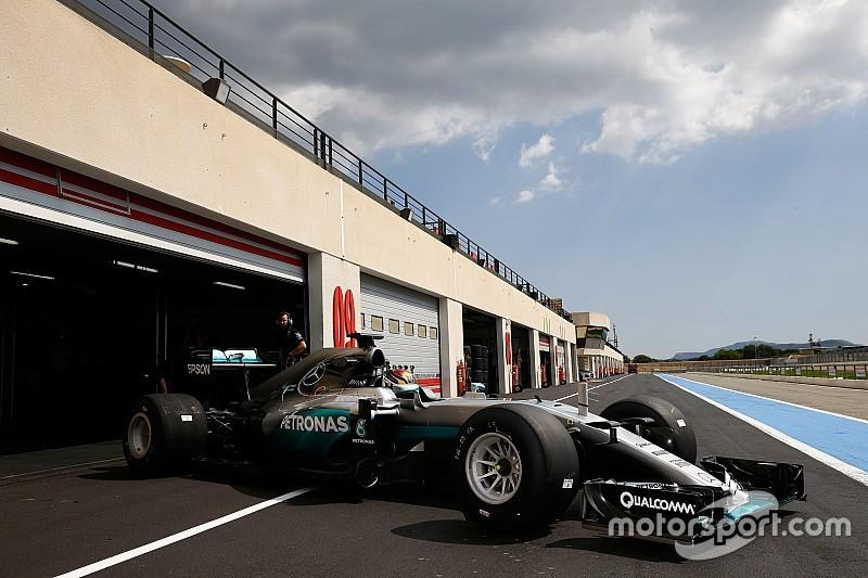 Wehrlein concluye los test de lluvia de los nuevos neumáticos
