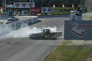 NASCAR Truck News Nemechek zum Mosport-Finish: