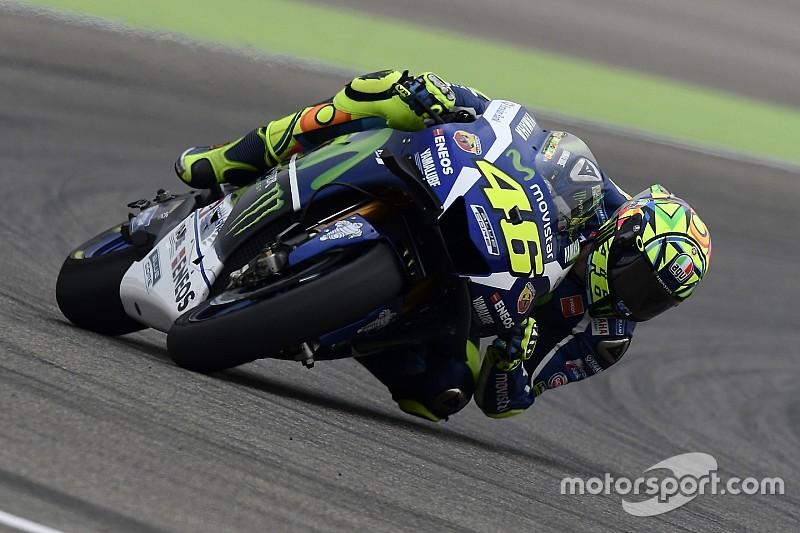 """Valentino Rossi bekennt: """"Marquez zu schlagen, wird sehr schwierig"""""""